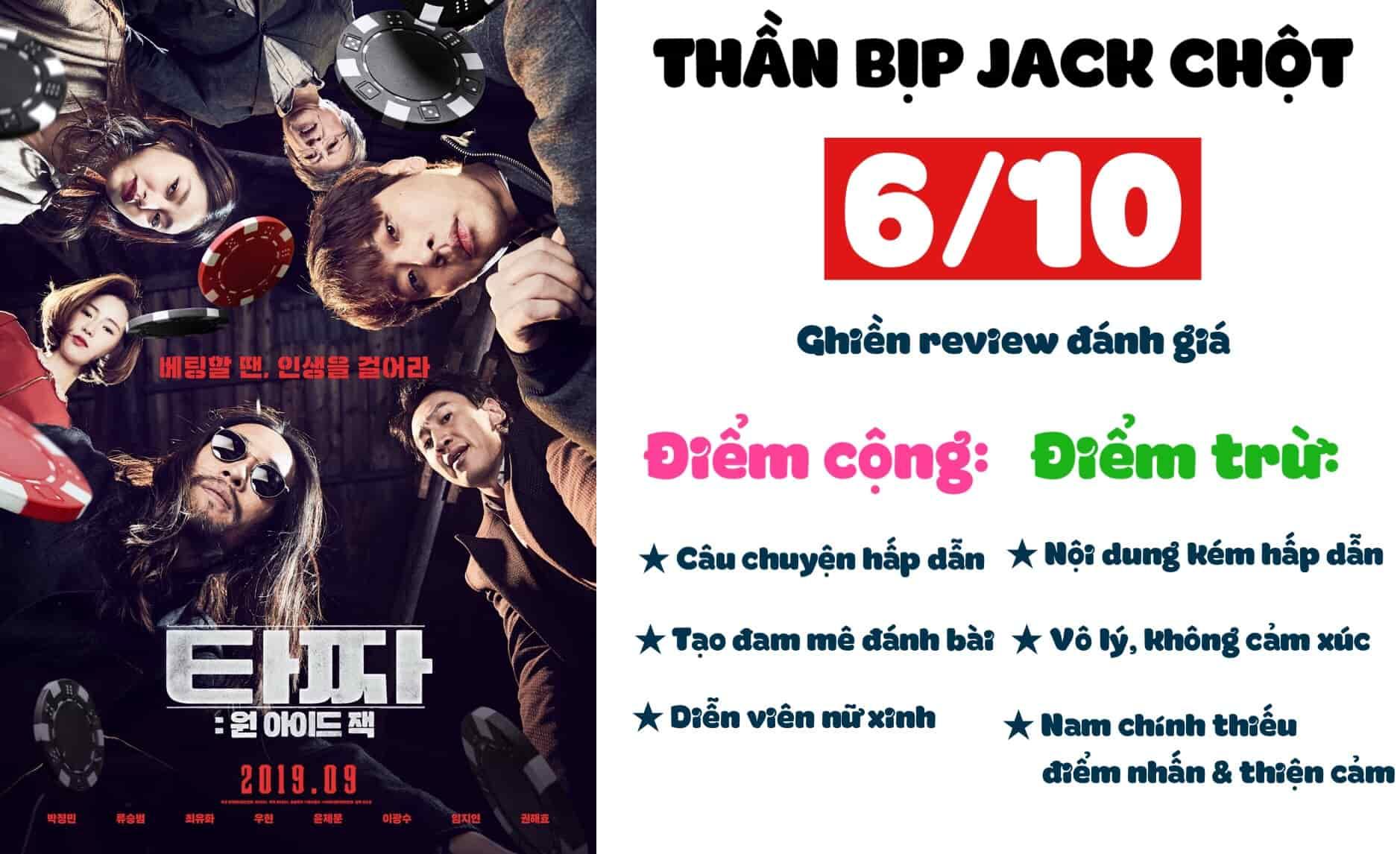 Ghien review - Than bip jack chot
