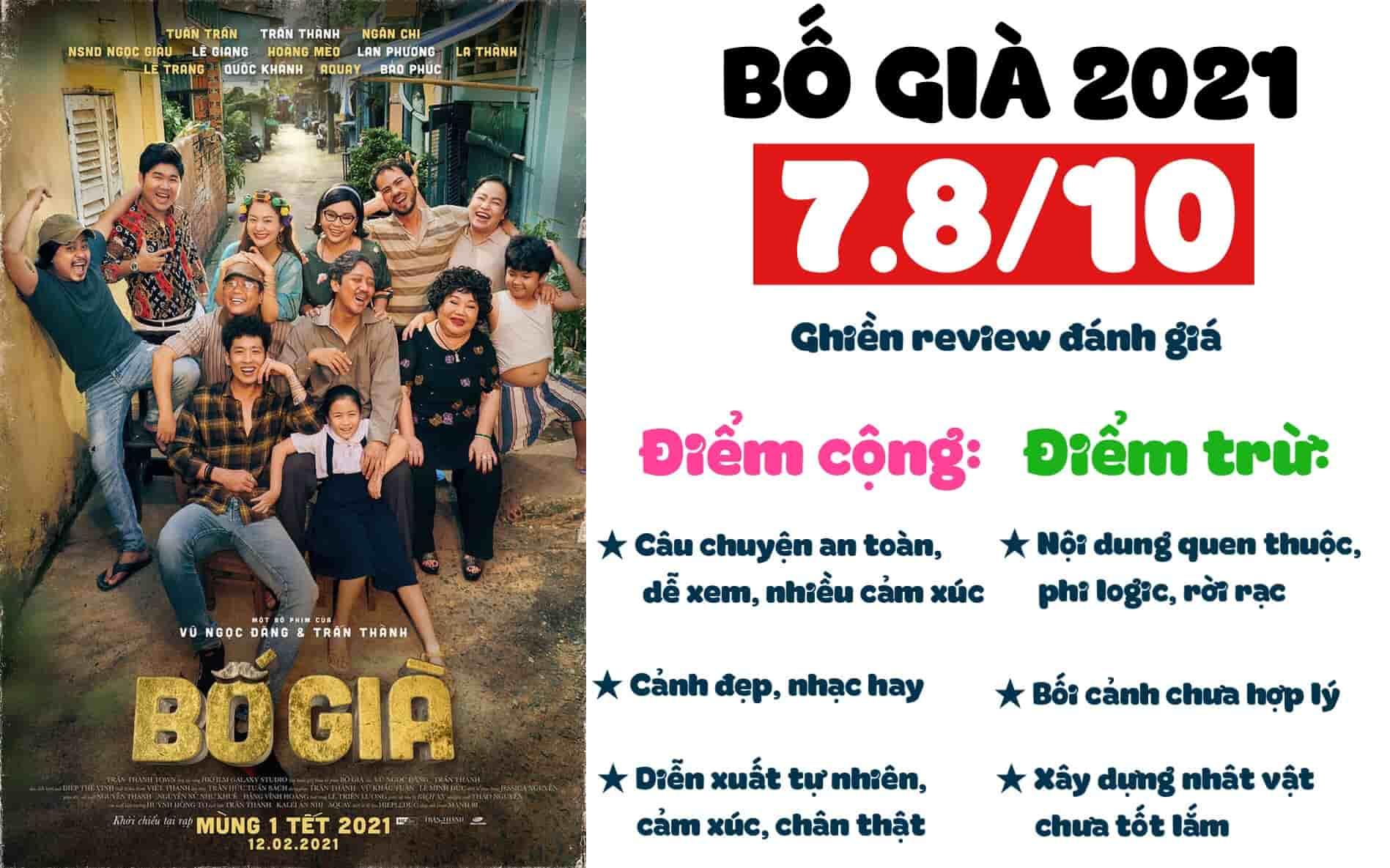 Ghien review - Bo gia