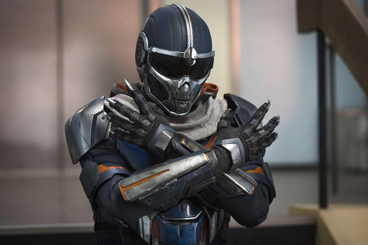 Ghien review - Black Widow - Goa phu den